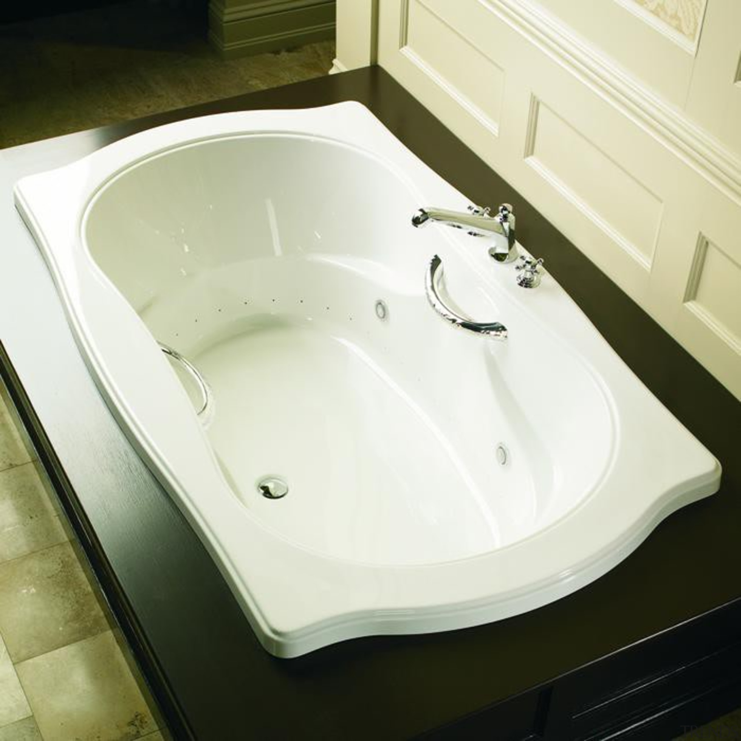elegancia contour 13700x700.jpg - elegancia_contour_13700x700.jpg - angle | angle, bathroom, bathroom sink, bathtub, ceramic, floor, plumbing fixture, product design, sink, tap, white, brown