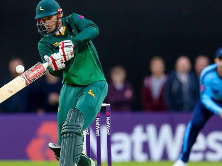 Alex Hales T20 at Yorks
