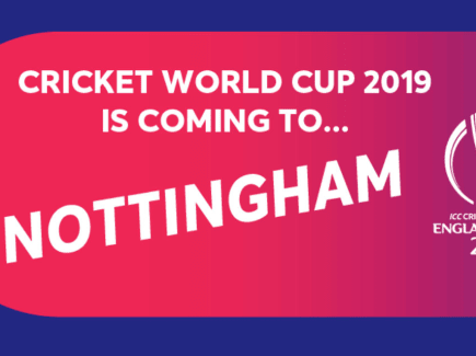 World Cup 2019 Nottingham