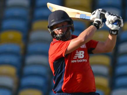 Steven Mullaney North-South batting