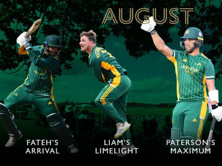Season Review, August
