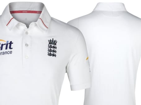 England Test Shirt