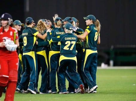 Australia Women ODI