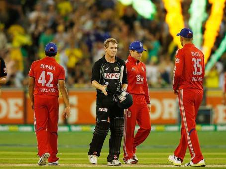 Aus T20 Win