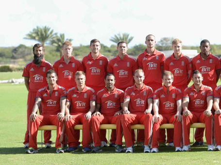 England in the West Indies