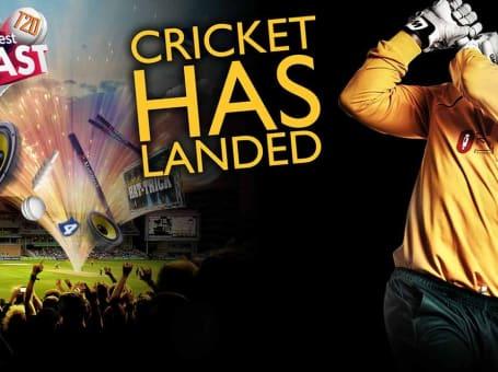 cricket has landed