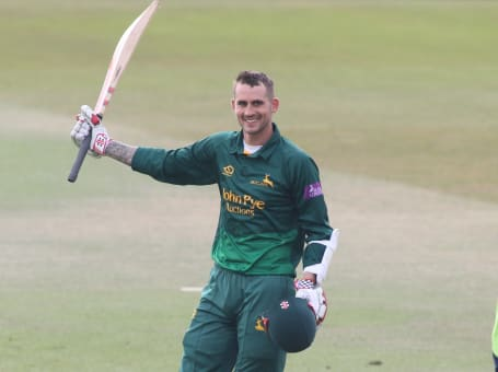 Alex Hale Notts v Dur