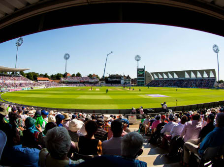 Trent Bridge ODI