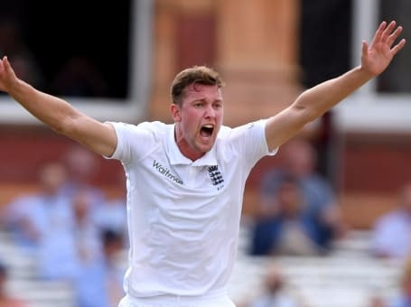 Ball appealing for England