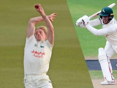 Luke Wood, Tom Moores