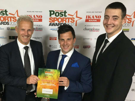 Nottingham Post Sports Awards 2017