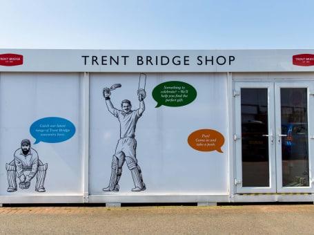 Trent Bridge Shop