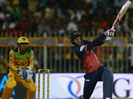 Hales in T10 Sharjah web