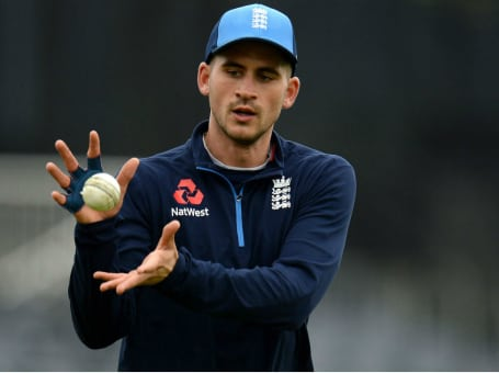 Alex Hales England nets