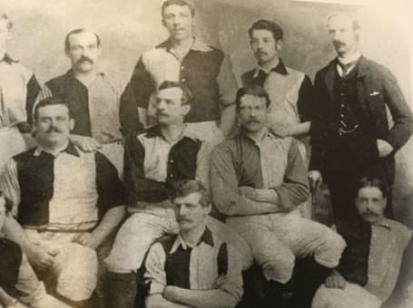 Notts County 1890s