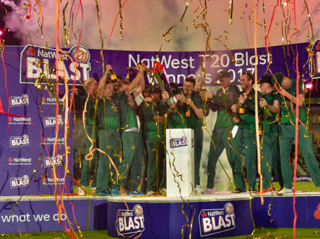 T20 Finals Day Celebration