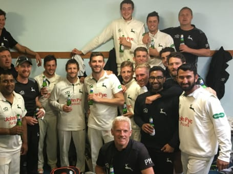 2017 County Championship promotion