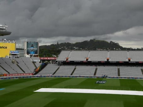 Auckland rain