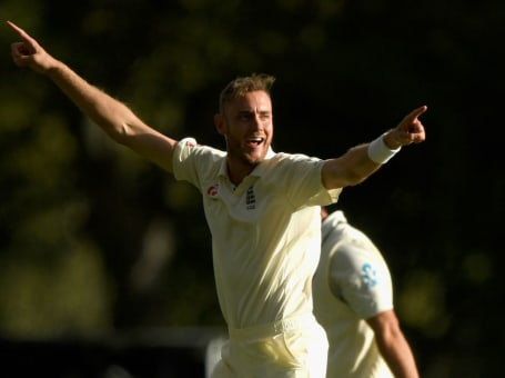 Stuart Broad NZ appeal
