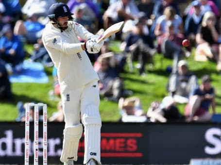 James Vince England v NZ
