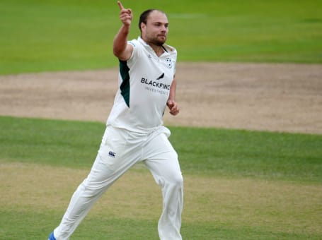 Joe Leach Worcestershire