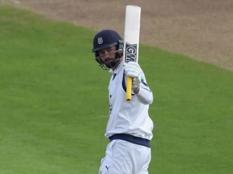 James Vince Hampshire