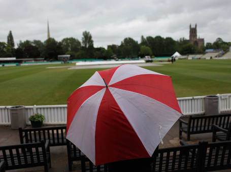 Worcestershire Rain