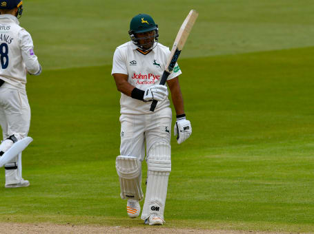 Samit Patel Batting Hants