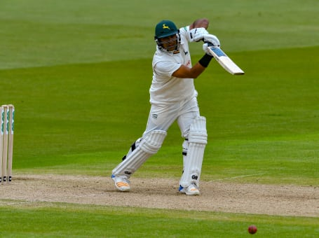 Samit Patel Batting v Hants