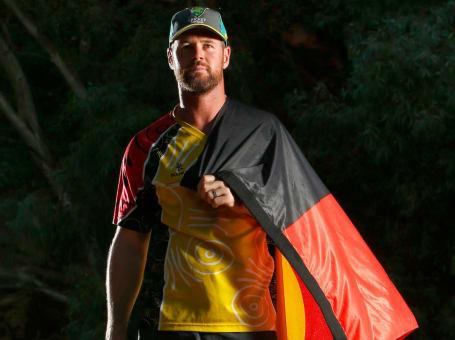Dan Christian Aboriginal captain
