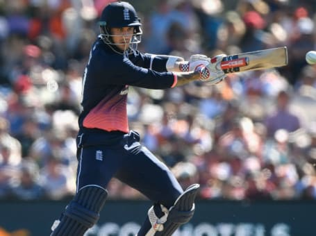 Alex Hales England batting