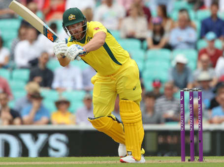 Finch eyes Aussie comeback - starting at Trent Bridge