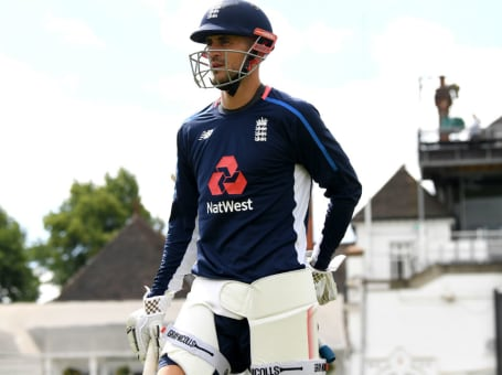 Alex Hales Trent Bridge web