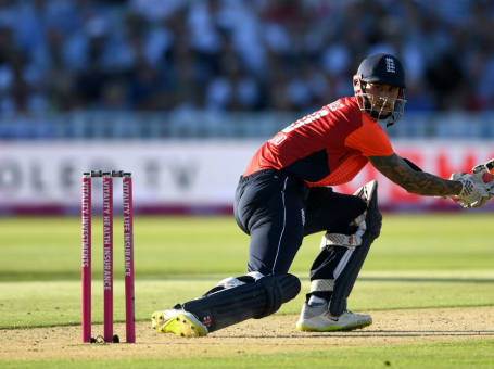 Alex Hales England IT20