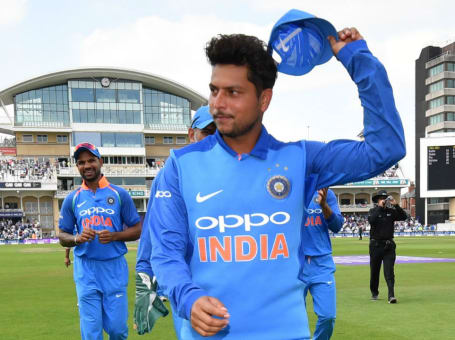 Kuldeep Yadav six-fer at Trent Bridge