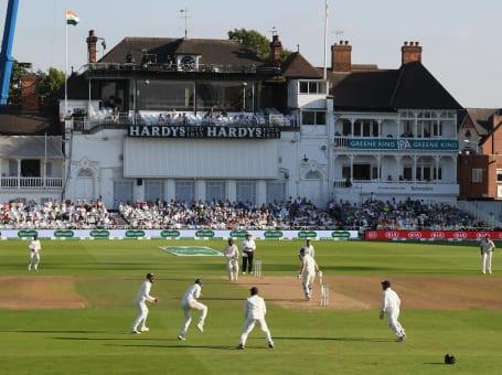 England v India TB