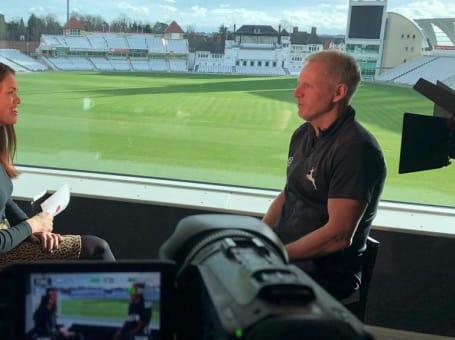 Peter Moores interview