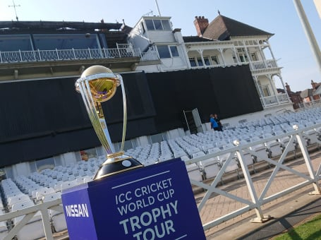 ICC Cricket World Cup Trent Bridge