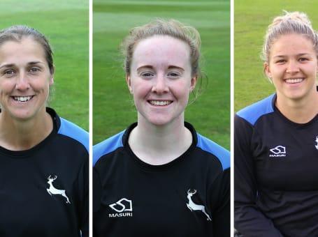 Jenny Gunn, Kirstie Gordon, Lucy Higham