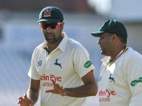 Ashwin and Patel