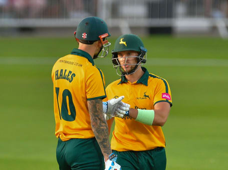 Clarke and Hales