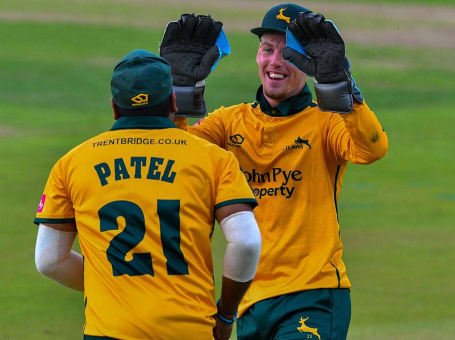 Celebration Moores and Patel