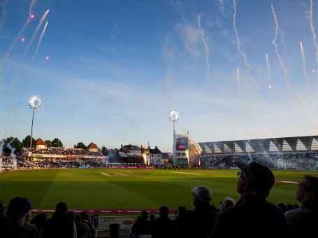 T20 2019 fixture at Trent Bridge