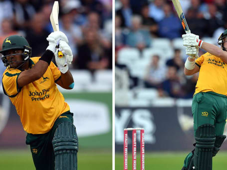 Samit Patel; Tom Moores