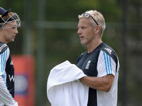 Joe Root Peter Moores