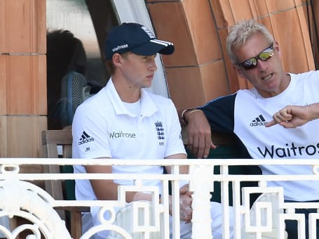 Joe Root, Peter Moores