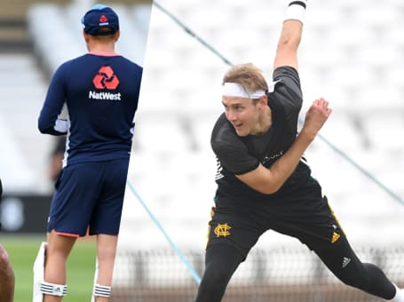 Chris Read, Stuart Broad