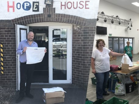 Hope House Foodbanks