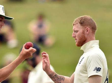 Stuart Broad; Ben Stokes