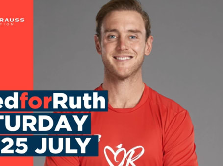 Red for Ruth